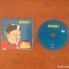 CDs de Música: KITSCH 7 (ARIADNA RECORDS 2002 RARA EDICIÓ PROMOCIONAL CARDBOARD) (MP3 ANUNCI). Lote 130413578