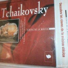 CDs de Música: TCHAIKOVSKY. Lote 130423466
