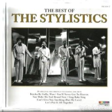 CDs de Música: CD THE BEST OF STYLISTICS ( 18 TRACKS ). Lote 130446578