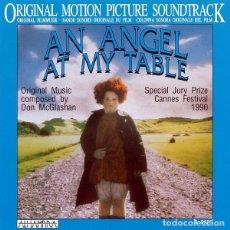 CDs de Música: AN ANGEL AT MY TABLE / DON MCGLASHAN CD BSO. Lote 130450258
