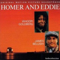 CDs de Música: HOMER AND EDDIE / EDWARD ARTEMYEV, RICHIE HAVENS, JOHN BRANNEN... CD BSO. Lote 130451494