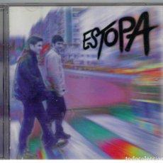 CDs de Música: ESTOPA-CD ESTOPA. Lote 130452974