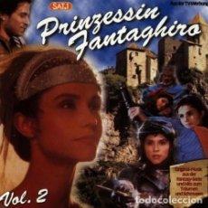 CDs de Música: PRINZESSIN FANTAGHIRO VOL.2 / AMEDEO MINGHI CD BSO. Lote 130453222