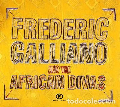 FREDERIC GALLIANO AND THE AFRICAN DIVAS ?– FREDERIC GALLIANO AND THE AFRICAN DIVAS (UK, 2002. 2 CDS) (Música - CD's World Music)