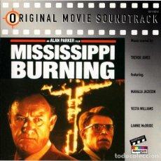 CDs de Música: MISSISSIPPI BURNING / TREVOR JONES CD BSO. Lote 130458010