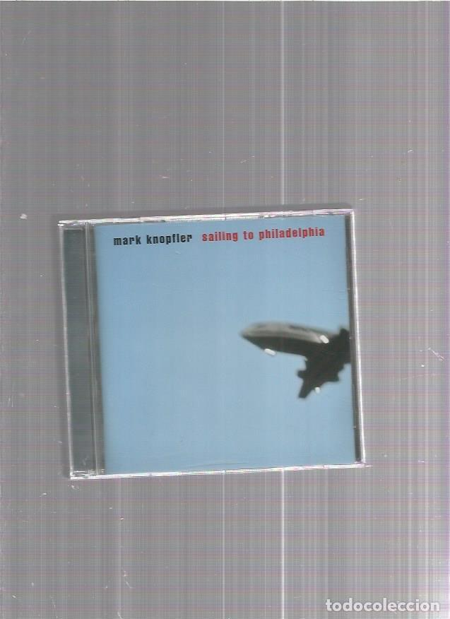 MARK KNOPFLER SALLING (Música - CD's Rock)