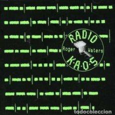 CDs de Música: ROGER WATERS - RADIO KAOS - CD. Lote 130483910