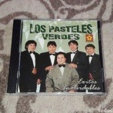 CDs de Música: LOS PASTELES VERDES, ÉXITOS INOLVIDABLES. Lote 130502250