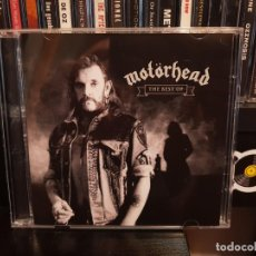 CDs de Música: MOTORHEAD - THE BEST OF - 2 CD'S. Lote 130502962