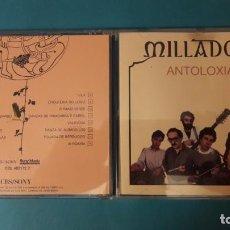 CDs de Música: MILLADOIRO - ANTOLOXÍA (CBS - 1996). Lote 130535406
