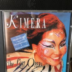CDs de Música: KIMERA-THE LOST OPERA-1995 FRANCE-MUY RARO EN CD. Lote 130551908