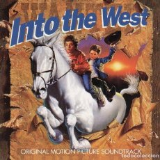 CDs de Música: INTO THE WEST. (ESCAPADA AL SUR) PATRICK DOYLE. BANDA SONORA ORIGINAL-CD. Lote 130560190