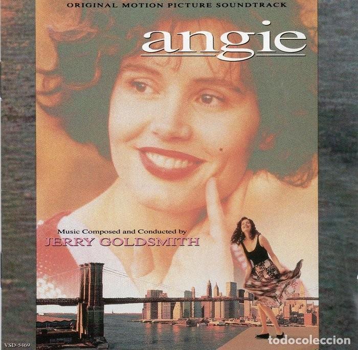 ANGIE. JERRY GOLDSMITH. BANDA SONORA ORIGINAL-CD (Música - CD's Bandas Sonoras)