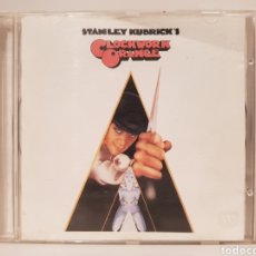 CDs de Música: STANLEY KUBRICK' S. A CLOCKWORK ORANGE.MUSIC FROM SOUNDTRACK. 1972 WARNWR BROSS.. Lote 130574356
