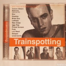 CDs de Música: TRAINSPOTTING. (CD ORIGINAL)1996 EMI RECORDS.. Lote 130574871