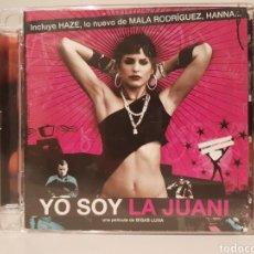 CDs de Música: YO SOY LA JUANI DE LA PELICULA DE BIGAS LUNA. (CD ORIGINAL). Lote 130577391