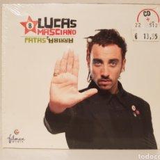 CDs de Música: LUCAS MASCIANO. PARAS ARRIVA.( CD + DVD) NUEVO CON SU PRECINTO.. Lote 130577718