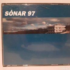 CDs de Música: SÓNAR 97.( 3 CD' S) FESTIVAL DE MUSICA ELECTRÓNICA Y AVANZADA AÑO 1997.). Lote 130578227
