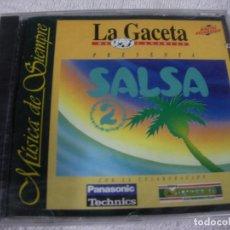 CDs de Música: ANTIGUO CD MUSICA - SALSA 2 - ENVIO INCLUIDO A ESPAÑA. Lote 130632306