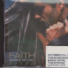 CDs de Música: GEORGE MICHAEL ?– FAITH (EU, 1987. ¿REEDICIÓN?). Lote 130641990