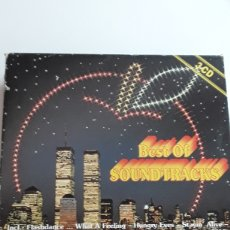 CDs de Música: BEST OF SOUNDTRACKS / CAJA CON 3 CD/ MOVIE DANCING ; THEMES FROM MIAMI VICE Y FANTASTIC DIRTY DANCE. Lote 130660735