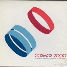 CDs de Música: COSMOS 2000 DOBLE CD VANGUARD MADELMAN ALEX MARIN ENSEMBLE CHOP SUEY. Lote 130682259