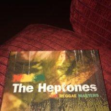CDs de Música: THE HEPTONES THE REGGAE MASTERS PRECINTADO. Lote 130741999