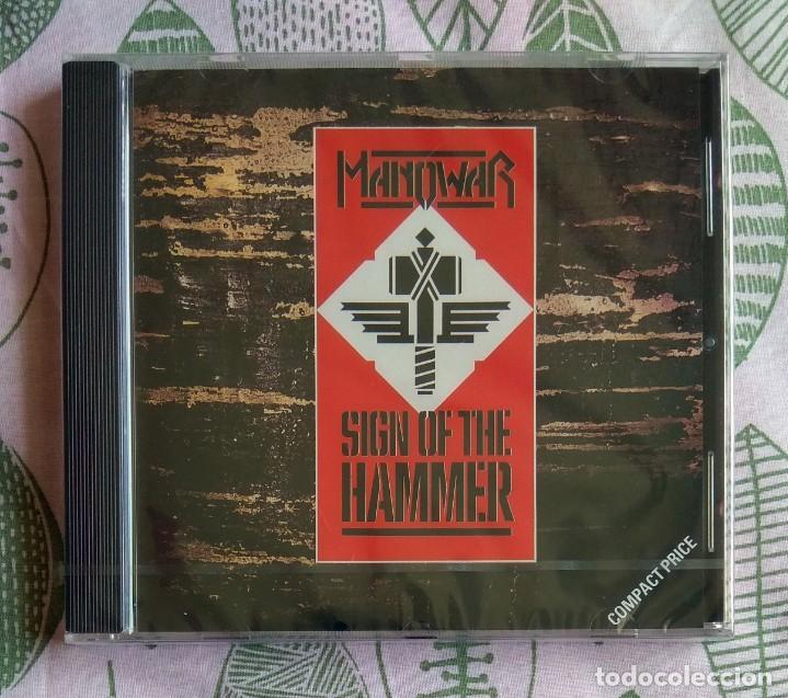 MANOWAR - SIGN OF THE HAMMER CD NUEVO Y PRECINTADO - HEAVY METAL (Música - CD's Heavy Metal)