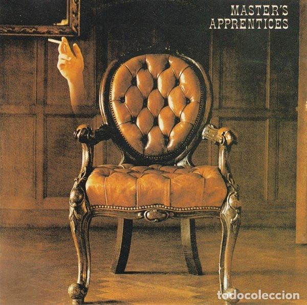 MASTER'S APPRENTICES ?– MASTER'S APPRENTICES SELLO: TRC RECORDS – TRC 003 FORMATO: CD, ALBUM, (Música - CD's Rock)