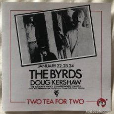 CDs de Música: THE BYRDS ?– TWO TEA FOR TWO SELLO: GREAT DANE RECORDS ?– GDR CD 9112 FORMATO: CD - LIVE 1969. Lote 130755568