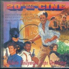 CDs de Música: 20 EXITOS DEL CINE. Lote 130771760