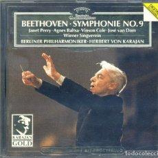 CDs de Música: SIMFONIA Nº 9 HERBERT VON KARAJAN. Lote 130774748