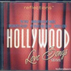 CDs de Música: HOLLYWOOD LOVE SONG. Lote 130775196