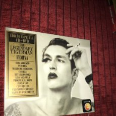 CDs de Música: THE LEGENDARY TIGERMAN FEMINA CD+DVD PRECINTADO. Lote 131143783
