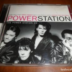 CDs de Música: POWER STATION-THE POWER STATION CD. Lote 130854816