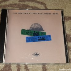 CDs de Música: THE BEATLES, AT THE HOLLYWOOD BOWL. Lote 145455158