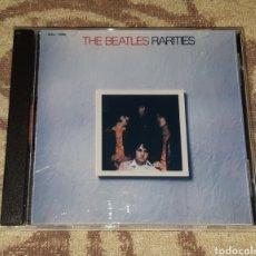 CDs de Música: THE BEATLES, RARITIES. Lote 130878732