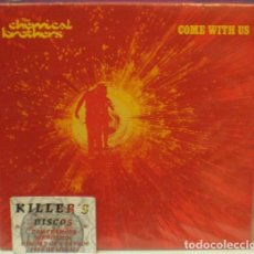 CDs de Música: THE CHEMICAL BROTHERS - COME WITH US - CD LIMITED EDITION - FUNDA DE CARTÓN.. Lote 130920940