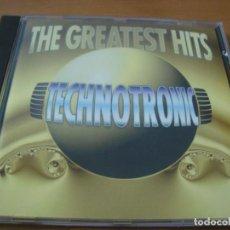 CDs de Música: RAR CD. TECHNOTRONIC. THE GREATEST HITS. MADE IN SPAIN. 14 TRACKS. ARCADE. . Lote 130960084