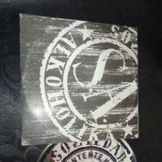CDs de Música: SOZIEDAD ALKOHOLIKA / CD SINGLE / CUANDO NADA VALE NADA. Lote 130974192