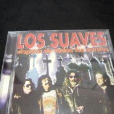 CDs de Música: LOS SUAVES / CD / VÍSPERA DE TODOS LOS SANTOS. Lote 130974324