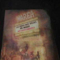 CDs de Música: MAREA / 2 CD / 1 DVD / LAS PUTAS MÁS VIEJAS DEL MUNDO / PRECINTADO. Lote 130974444