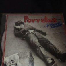CDs de Música: PORRETAS / CD / NO TENEMOS SOLUCIÓN / ROCK / PUNK. Lote 130975228