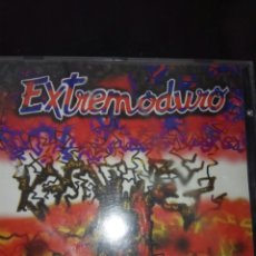 CDs de Música: EXTREMODURO / CD / LA HOGUERA / DIFÍCIL / RARO / DESCATALOGADO / ROCK / PUNK / ROBE. Lote 130975500