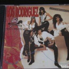 CDs de Música: LOS RODRÍGUEZ - DISCO PIRATA - CD. Lote 130979576