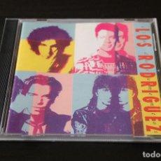 CDs de Música: LOS RODRÍGUEZ - SIN DOCUMENTOS - CD. Lote 130979812