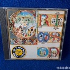 CDs de Música: KING CRIMSON - LIZARD. Lote 161142228