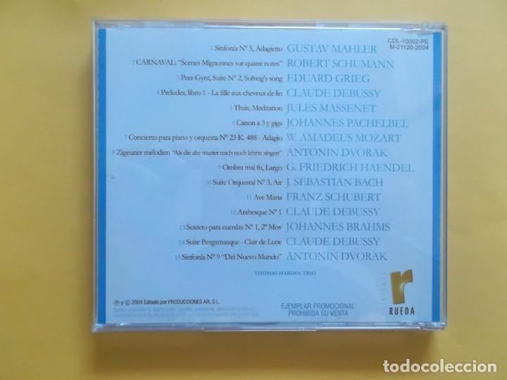 CDs de Música: CLASSIC JAZZ CLUB RELAX CD MUSICA - Foto 2 - 130996952