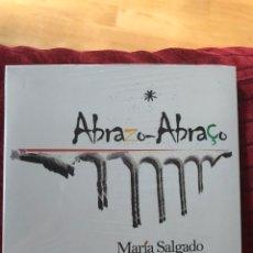 CDs de Música: ABRAZO-ABRAÇO MARIA SALGADO. Lote 210762362