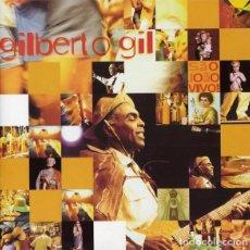CDs de Música: GILBERTO GIL – SÃO JOÃO VIVO (EU, 2001). Lote 131015660